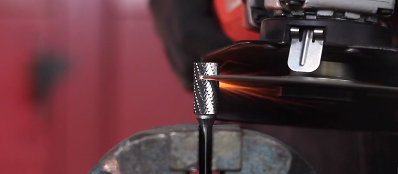 DiamondX Cutting Carbide Burr