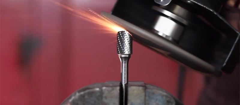 DiamondX Grinding Carbide Burr