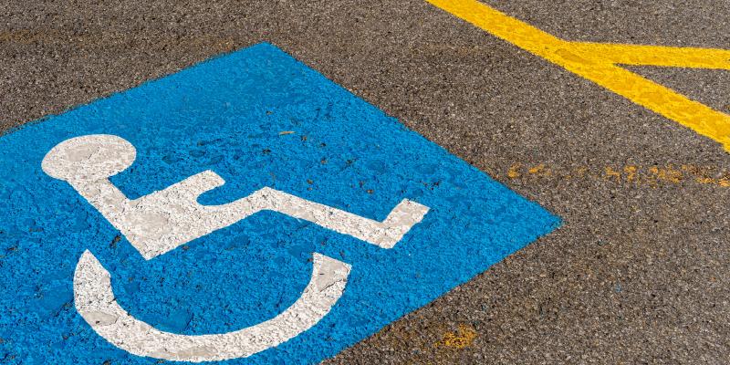 HandicapParkingSpace