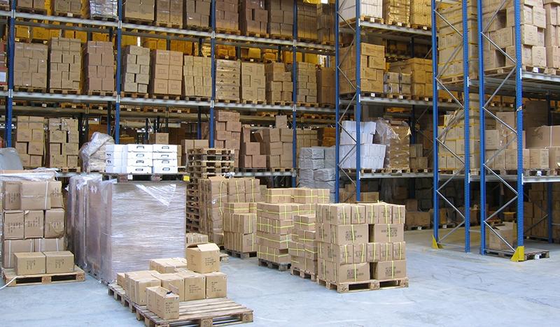 Organized Inventory