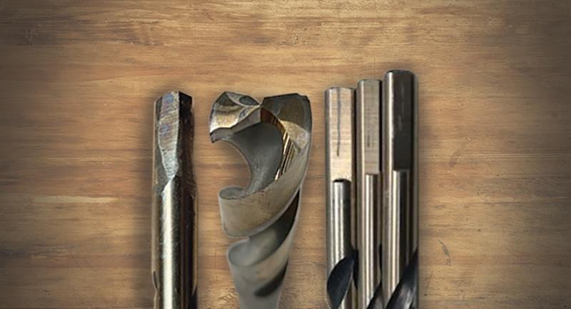 broken cutting tools